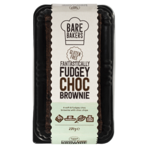 FANTASTICALLY FUDGEY CHOC BROWNIE